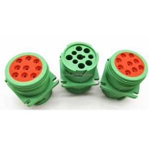 Green J1939 Male Connector