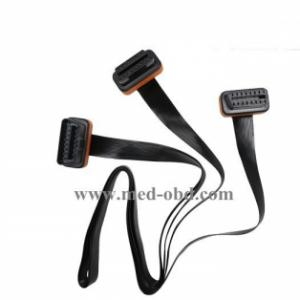 OBD2 Flat Splitter Y Cable 1m