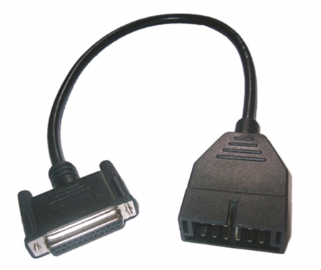OBD2 Interface DB25P Female To GM12p Male