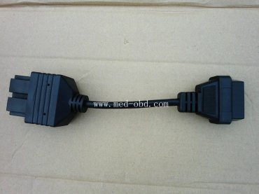 OBD2 Cable KIA 20P To J1962f Female